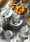Royal Copenhagen - Bowl - Blue Fluted Mega - Serving Bowl - Serving Bowl - 35 cl