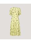 Samsøe & Samsøe - Dress - Decora Dress - Yellow Breeze