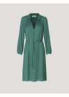 Samsøe & Samsøe - Dress - Elva LS Dress - Quetzal Green