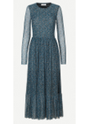 Samsøe & Samsøe - Dress - Lori Dress - Blue Twiggy