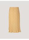 Samsøe & Samsøe - Skirt - Limon Wrap Skirt SS19 - Arancia