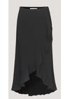 Samsøe & Samsøe - Skirt - Limon l Wrap Skirt - Black