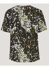 Samsøe & Samsøe - Shirt - Herdis LS Shirt - Wild Cat