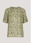 Samsøe & Samsøe - T-shirt - Amabel SS Tee - Yellow Buttercup