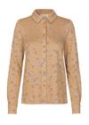 Stine Goya - Shirt - Lucian Shirt SS19 - Stardot Yellow