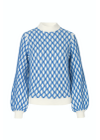 Stine Goya - Knit - Carlo - Blue