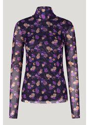 Paris Flower Purple