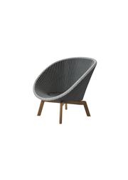 Frame: Cane-line Weave, Grey/Light Grey