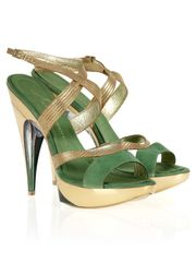 Green/Gold (Ausverkauft)