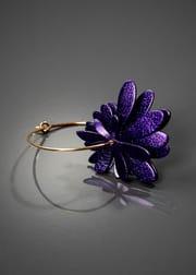 Purple with gold (Uitverkocht)