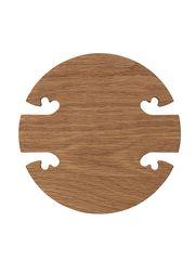 Round - Oak