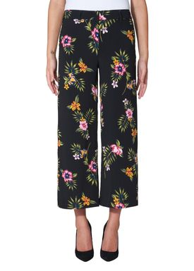 2nd One - Pants - Eloise - 881 Black Tropical