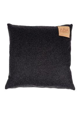 ABA - Design & Lliving - Pillow - A pillow - Black 50x50