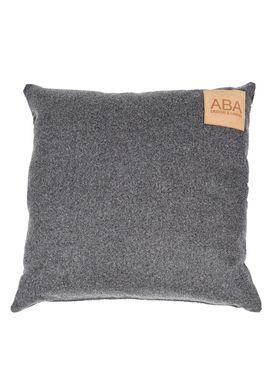 ABA - Design & Lliving - Pillow - A pillow - Dark Grey 50x50