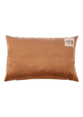 ABA - Design & Lliving - Pillow - A Velour - Brown - 40x60