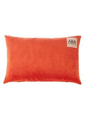 ABA - Design & Lliving - Pillow - A Velour - Burned Orange - 40x60