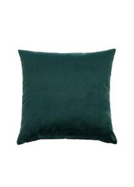 ABA - Design & Lliving - Pillow - A Velour - Bottle Green - 50x50