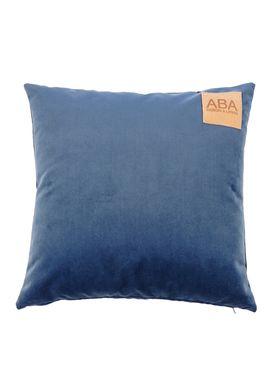 ABA - Design & Lliving - Pillow - A Velour - Dusty Blue - 50x50