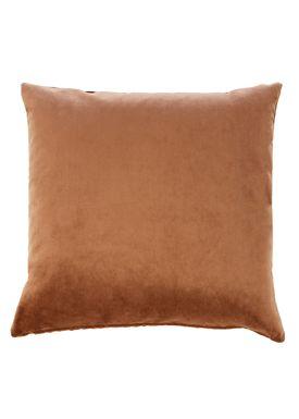 ABA - Design & Lliving - Pillow - A Velour - Brown - 50x50