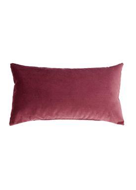 ABA - Design & Lliving - Pillow - A Velour - Dark Plum - 40x60