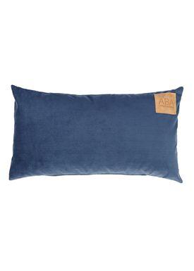 ABA - Design & Lliving - Pillow - A Velour - Dusty Blue - 40x60