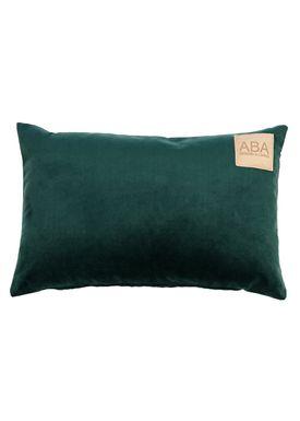 ABA - Design & Lliving - Pillow - A Velour - Bottle Green - 40x60