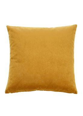ABA - Design & Lliving - Pillow - A Velour - Mustard - 50x50