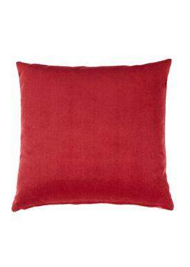 ABA - Design & Lliving - Cushion - A Velour - Bordeaux Red - 50x50