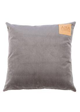 ABA - Design & Lliving - Cushion - A Velour - Granite Stone - 50x50