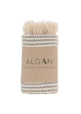 ALGAN - Handduk - Elmas-iki Guest towel - Grey
