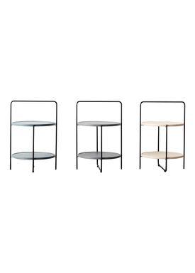 Andersen Furniture - Bord - Andersen Tray Table - Petroleum