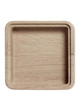 Andersen Furniture - Office - Create Me - Box Medium Oak 1 Compartment