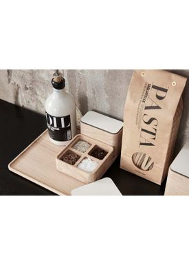 Andersen Furniture - Office - Create Me - Tray Small Black