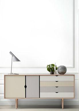 Andersen Furniture - Display - Andersen Furniture - S6 - W130 x D43 x H132
