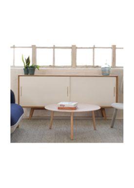 Andersen Furniture - Display - Andersen S4 - Eg/Wood CARE - massivt træ/hvid