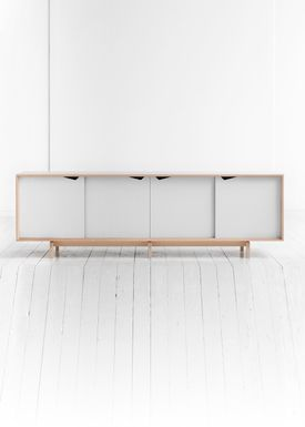 Andersen Furniture - Sideboard - S1 Sideboard - Ash / Soap