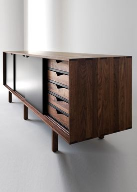 Andersen Furniture - Sideboard - S1 Sideboard - Wallnut / Nature Oil