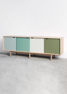 Andersen Furniture - Sideboard - S1 Sideboard - Oak / White Oil