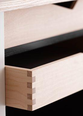 Andersen Furniture - Sideboard - S1 Sideboard - Ash / Nature Oil