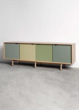 Andersen Furniture - Sideboard - S1 Sideboard - Oak / Nature Oil