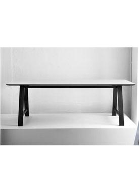 Andersen Furniture - Dining Table - T1 udtræksbord - ByKato - 95 x 180 cm til 3 plader