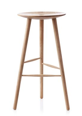 Applicata - Chair - Di VOLO Stool - Oak - 75 cm.