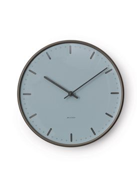 Arne Jacobsen - Watch - City Hall Watches - Royal Wall Clock Ø29