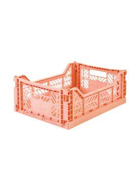 Aykasa - Boxes - Aykasa Foldable Boxes - Midi - Salmon
