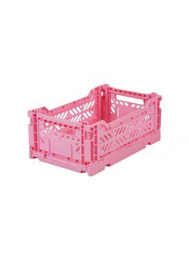 Aykasa - Boxes - Aykasa Foldable Boxes - Mini - Baby Pink