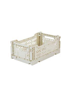 Aykasa - Boxes - Aykasa Foldable Boxes - Mini - Coconut Milk