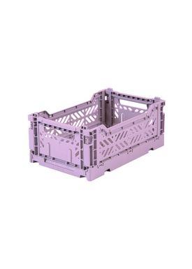 Aykasa - Boxes - Aykasa Foldable Boxes - Mini - Orchid