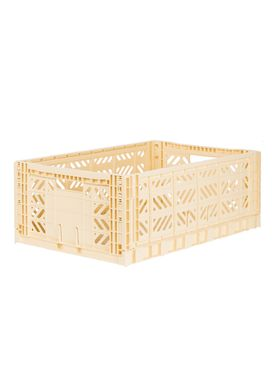 Aykasa - Boxes - Aykasa maxi foldable box - Banana
