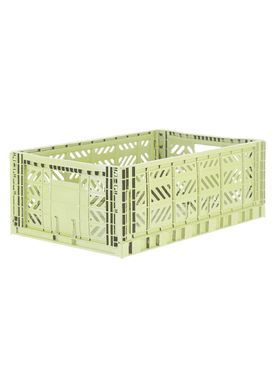 Aykasa - Boxes - Aykasa maxi foldable box - Melon