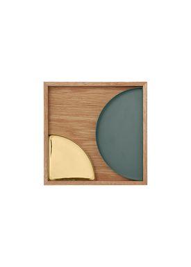 AYTM - Tray - UNITY wooden - Small - Oak